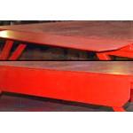 4. Ponte aggiuntivo (OPT-AB). Collegamento a cerniera aggiuntivo 300×2000 mm sul lato libero di G o L.